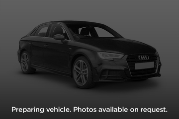 Audi A3 Saloon 4dr Front Three Quarter
