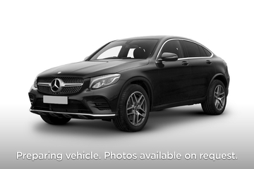 Mercedes-Benz GLC Coupe GLC 4Matic 5dr 9G-Tronic Front Three Quarter