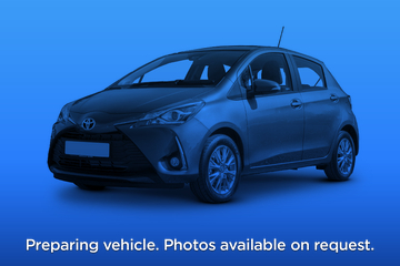 Toyota Yaris Hatchback 5dr Front Three Quarter