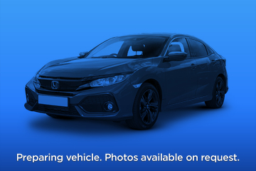 Honda Civic Hatchback 5dr Front Three Quarter