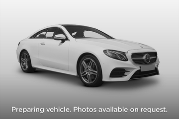 Mercedes-Benz E Class AMG Coupe 2dr 9G-Tronic Front Three Quarter