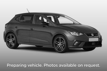 SEAT Ibiza Hatchback 5dr Front Three Quarter