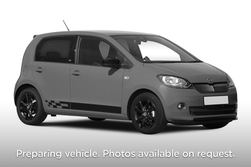 Skoda Citigo Hatchback 1.0 MPI Front Three Quarter