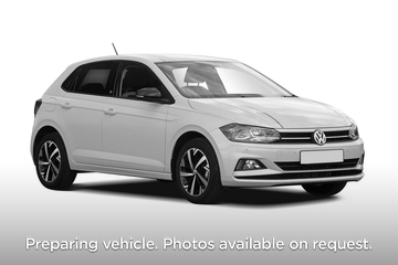 Volkswagen Polo Hatchback 5dr Front Three Quarter