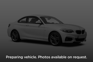 BMW 2 Series Coupe 2dr [Nav] Front Three Quarter