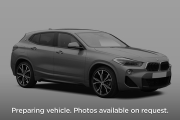 BMW X2 Hatchback 5dr Front Three Quarter