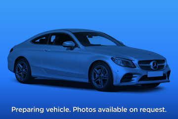 Mercedes-Benz C Class AMG Coupe 2dr Front Three Quarter