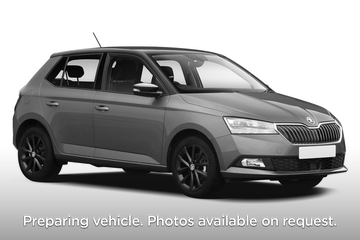 Skoda Fabia Hatchback 1.0 5dr Front Three Quarter