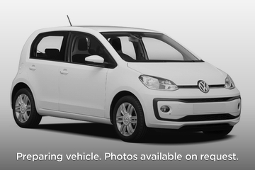 Volkswagen Up Hatchback 5dr Front Three Quarter