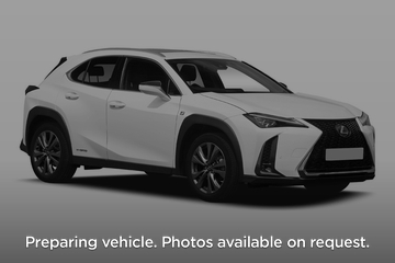Lexus UX Hatchback 250h 2.0 5dr CVT Front Three Quarter