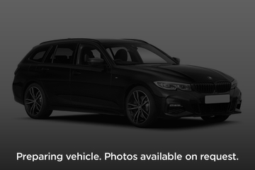 BMW 3 Series Touring 5dr Front Three Quarter