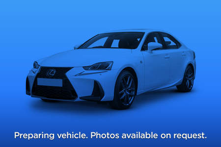 Lexus IS Saloon 4dr Auto