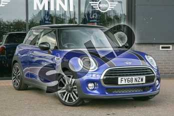 MINI Hatchback 1.5 Cooper II 3dr in Starlight Blue at Listers Boston (MINI)