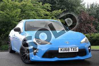 Toyota GT86 Special Edition 2.0 D-4S Blue Edition 2dr in Blue at Listers Toyota Nuneaton