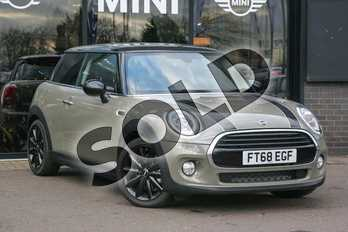 MINI Hatchback 1.5 Cooper II 3dr in Emerald Grey Metallic at Listers Boston (MINI)