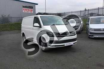 Volkswagen Transporter T28 SWB Diesel 2.0 TDI BMT 102 Highline Van Euro 6 in Candy White  at Listers Volkswagen Van Centre Worcestershire