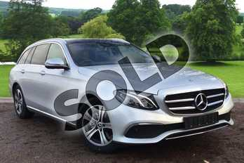 Mercedes-Benz E Class E220d SE Premium 5dr 9G-Tronic in Iridium Silver Metallic at Mercedes-Benz of Grimsby