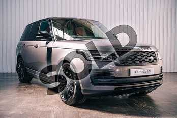 Range Rover Diesel 3.0 SDV6 Autobiography 4dr Auto in Corris Grey at Listers Land Rover Droitwich
