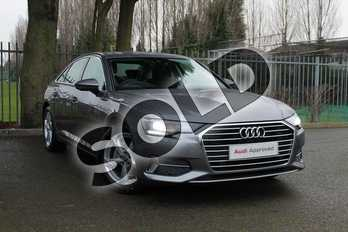 Audi A6 Diesel 40 TDI Sport 4dr S Tronic in Typhoon Grey Metallic at Coventry Audi