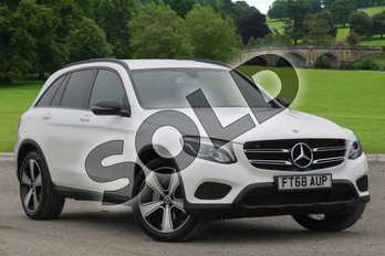 Mercedes-Benz GLC Special Edition GLC 220d 4Matic Urban Edition 5dr 9G-Tronic in polar white at Mercedes-Benz of Boston