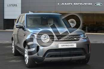 Land Rover Discovery Diesel SW 2.0 SD4 SE 5dr Auto in Corris Grey at Listers Land Rover Droitwich