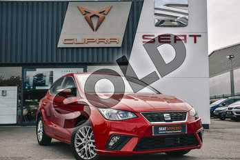 SEAT Ibiza 1.0 SE Technology (EZ) 5dr in None at Listers SEAT Coventry