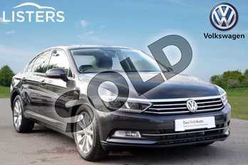 Volkswagen Passat Diesel 2.0 TDI SE Business 4dr DSG (7 Speed) in Manganese Grey at Listers Volkswagen Coventry