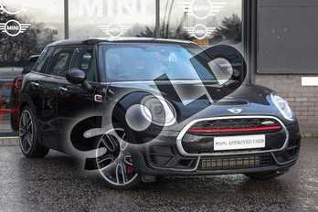 MINI Clubman 2.0 John Cooper Works ALL4 6dr Auto in Midnight Black at Listers Boston (MINI)