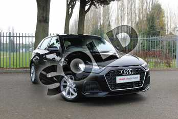 Audi A1 35 TFSI Sport 5dr in Myth Black Metallic at Coventry Audi