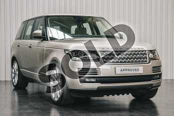 Range Rover Diesel 3.0 TDV6 Autobiography 4dr Auto in Aruba at Listers Land Rover Solihull
