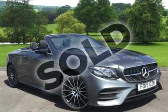 Mercedes-Benz E Class Diesel E220d AMG Line 2dr 9G-Tronic in selenite grey metallic at Mercedes-Benz of Grimsby