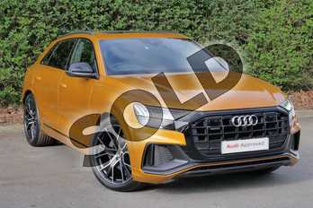 Used Audi Q8 For Sale Listers