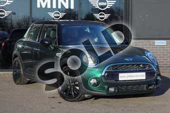 MINI Hatchback 2.0 Cooper S 5dr in British Racing Green at Listers Boston (MINI)