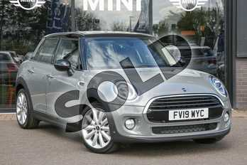 MINI Hatchback 1.5 Cooper Classic II 5dr in Moonwalk Grey at Listers Boston (MINI)