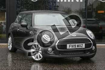 MINI Hatchback 1.5 Cooper Classic II 3dr in Midnight Black at Listers Boston (MINI)