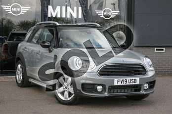 MINI Countryman 1.5 Cooper Classic 5dr in Moonwalk Grey at Listers Boston (MINI)