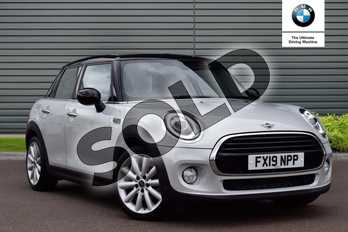 MINI Hatchback 1.5 Cooper Classic II 5dr in White Silver at Listers Boston (MINI)
