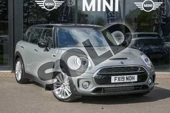 MINI Clubman 2.0 Cooper S Classic 6dr Auto in Moonwalk Grey at Listers Boston (MINI)