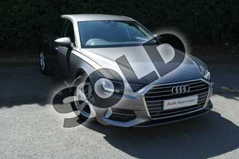 Audi A6 Diesel 40 TDI Sport 4dr S Tronic in Typhoon Grey Metallic at Worcester Audi