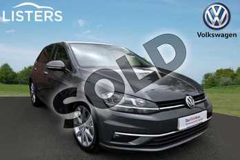 Volkswagen Golf 1.5 TSI EVO 150 GT 5dr DSG in Indium Grey at Listers Volkswagen Stratford-upon-Avon