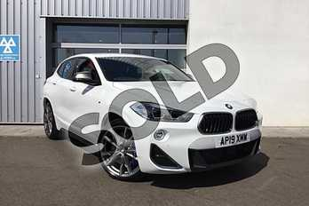 BMW X2 M35i 5dr Step Auto in Alpine White at Listers King's Lynn (BMW)