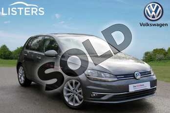 Volkswagen Golf 1.5 TSI EVO GT 5dr in Grey at Listers Volkswagen Coventry