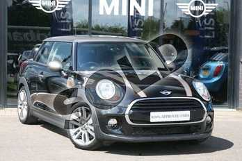 MINI Hatchback Special Edition 1.5 Cooper Seven 3dr in Midnight Black at Listers Boston (MINI)