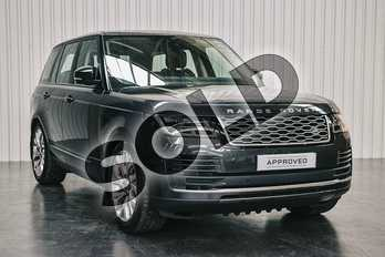Range Rover Diesel 3.0 SDV6 Vogue 4dr Auto in Carpathian Grey at Listers Land Rover Solihull