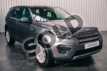 Land Rover Discovery Sport Diesel SW 2.0 TD4 180 SE 5dr Auto in Corris Grey at Listers Land Rover Droitwich