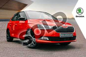 Skoda Fabia Special Editions 1.0 MPI Colour Edition 5dr in Corrida Red at Listers ŠKODA Coventry