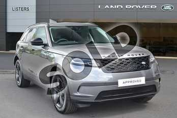 Range Rover Velar Diesel 2.0 D180 S 5dr Auto in Corris Grey at Listers Land Rover Hereford