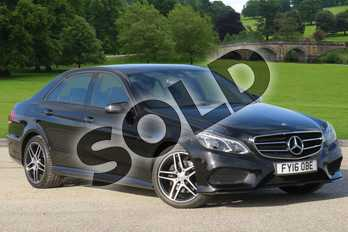 Mercedes-Benz E Class E250 AMG Night Edition Premium 4dr 7G-Tronic in Obsidian Black Metallic at Mercedes-Benz of Grimsby