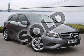 Mercedes-Benz A Class Special Editions A180 CDI Sport Edition 5dr in Mountain Grey at Mercedes-Benz of Hull