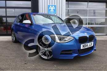 BMW 1 Series M135i M Performance 5dr Step Auto in Estoril Blue at Listers King's Lynn (BMW)
